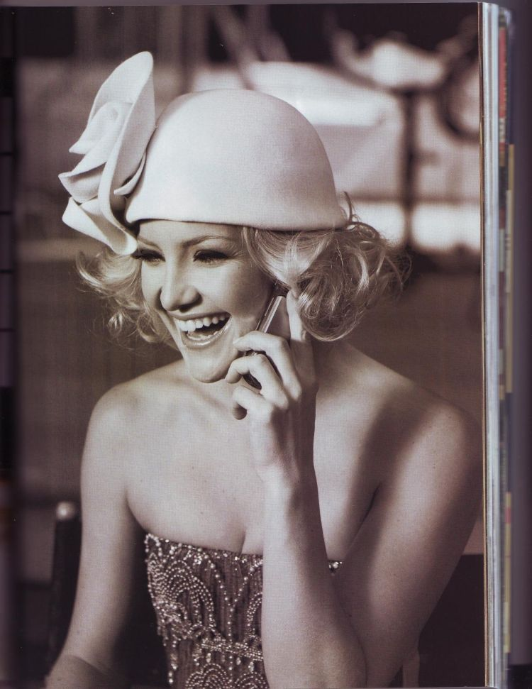 Photos PETER LINDBERGH Kate Hudson